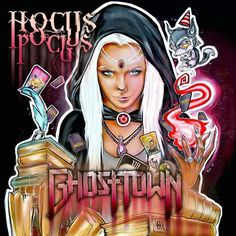 Hocus pocus -ghost town The after party