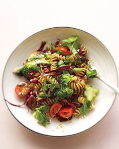 Pasta and Vegetable Salad | Whole Living