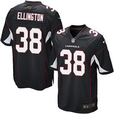 Nike Limited Andre Ellington Black Youth Jersey - Arizona Cardinals  38 NFL  Alternate Cardinals Game 8df29a5b1