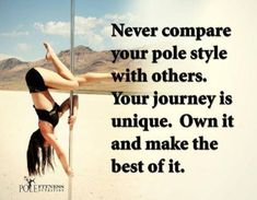 Learn How To Pole Dance From Home With Amber's Pole Dancing Course. Why Pay More For Pricy Pole Dance Schools? Pole Fitness Classes, Pole Dancing Fitness, Dance Fitness, Pole Dancing Quotes, Dance Quotes, Pole Dance Sport, Aerobics Classes, Pole Tricks, Pole Dance Moves