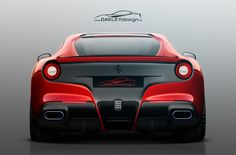 Cool Ferrari 2017: Ferrari F12 berlinetta Par Oakley Design (preview)... Check more at http://24cars.top/2017/ferrari-2017-ferrari-f12-berlinetta-par-oakley-design-preview/