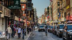 Chinatown New York NY