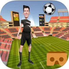 Play Soccer in #VR with this cool VR Soccer Header #training! Basically, you will train to hit the ball with your head, but is so cool!   #virtualreality #vrgames http://www.vrcreed.com/apps/vr-soccer-header
