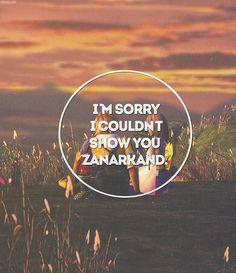 """""""I'm sorry i couldn't show you Zanarkand"""""""