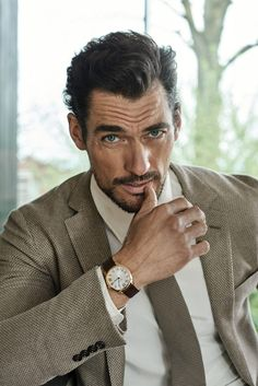 David J. Gandy — David Gandy for The Jackal Magazine Famous Male Models, Androgynous Models, David James Gandy, David Gandy Suit, David Gandy Body, David Gandy Style, Italian Fashion Designers, Perfect Man, Gorgeous Men