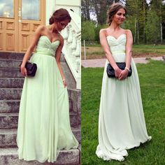 Sweetheart Mint Prom Dress With Ruched Detail 08d1b3b4a