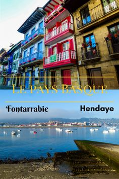Une journée entre Hendaye et Fontarrabie, entre le Pays Basque français et espagnol