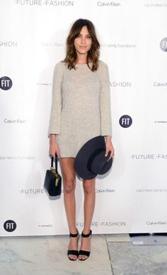 livefastdiechung: Alexa Chung attends the 2014 Future Of...