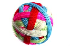 Tangy Self-Striping Sock Yarn in Shabby Chic - New Colourway - Twisted Limone on Etsy - 11.05.13