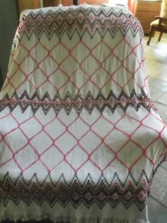 Other Ideas | Project on Craftsy: Swedish weaving