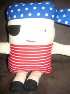 Image result for pirate pillow pattern