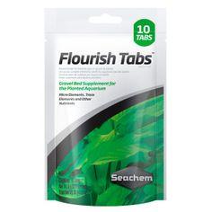 Seachem Pond Flourish Tabs 30 Tabs Yet Not Vulgar Fish & Aquariums