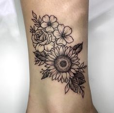 Thinking of getting inked? Here's our round-up of the best tattoo ideas from big and bold to small and delicate Tattoos And Body Art floral tattoo designs Girly Tattoos, Cute Tattoos, Unique Tattoos, Body Art Tattoos, New Tattoos, Small Tattoos, Sleeve Tattoos, Small Tattoo Foot, Girly Sleeve Tattoo