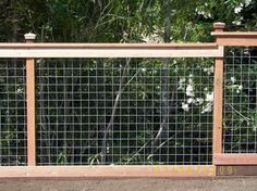 Fence Ideas by schaefsquad on Pinterest | Wire Fence, Fence and ...