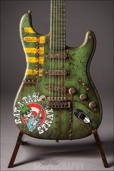 8003C Chromed Brass Fender Stratocaster Knob Genuine Kahler® Parts