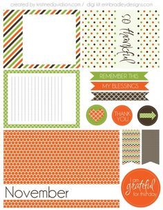 """FREE Printables 