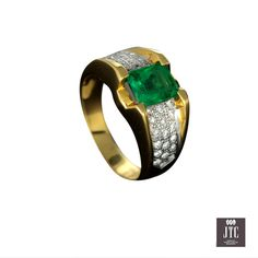 Emerald / diamond Ring by PPR Collection @Jewelry Trade Center (Bangkok) Since 1998, PPR Collection has showcased spectacular classic designs with their highly rated gem and diamond set jewelry. The shop owner, Mrs. Araya Sirisongkul, specialises in diamond, gold and white gold pieces, catering to the specific tastes of customers from all over Thailand. PPR Collection's unique designs are for those seeking the very best in fine jewelry.