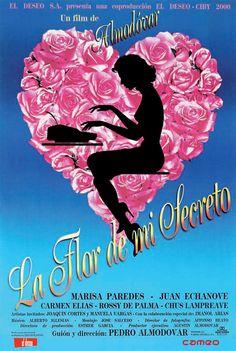 'la flor de mi secreto' ('the flower of my secret') by pedro almodovar. #movies