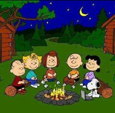 Campfires & Friends