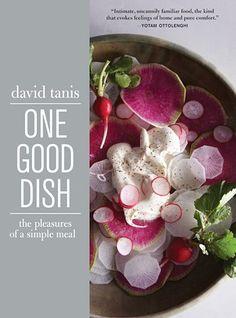 David Tanis at Fearrington Thursday for One Good Dish