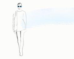 Fashion Sketchbook — Bernadette Marie Studio