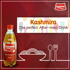 Wash down a scrumptious meal with an even more delicious Kashmira to have a wholesome eating experience.