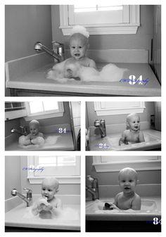sink bath.