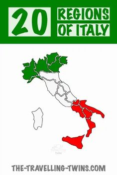 20 Regions in Italy and what to see in them – The Travelling Twins Cities In Italy, Regions Of Italy, Aosta Valley, Travel General, Southern Italy, Medieval Town, Genoa, Amalfi Coast, Travelling