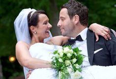 Genauso sorgsam wie die eigentliche Hochzeit sollte die Braut auch ihren Beautyplan organisieren.