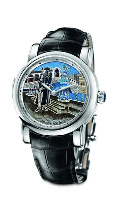 ULYSSE NARDIN the Carnival of Venice Minute Repeater  (limited edition - only 18 pieces)