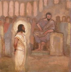 6 Unique Paintings that Powerfully Portray the Atonement & Resurrection by: J. Kirk Richards