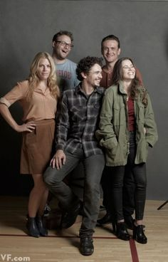 """The cast of """"Freaks and Geeks"""" 12 years later [14 pictures]"""