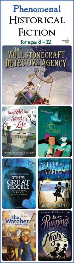 phenomenal historical fiction books
