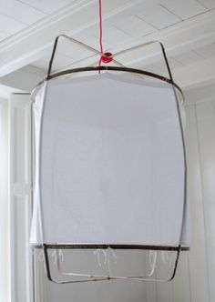 """This wonderful hanging lamp is from our feature """"Basic Instinct"""""""