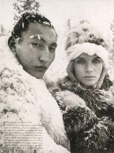 История красоты - Диана Вриланд : глаз должен путешествовать.