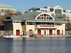 Charles River Boat House