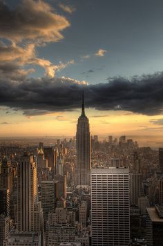 Manhattan, New York, USA...some days I so miss living there...NO place like it!