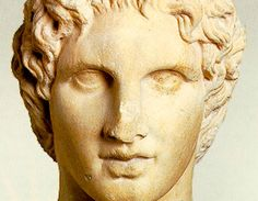 Alejandro Magno - Pasaje de la Historia