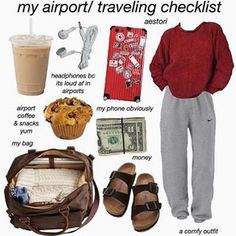 @ Hibisqusbae Lazy Outfits Hibisqusbae The Effective Pictures We Offer You About airpor Travel Bag Essentials, Road Trip Essentials, Road Trip Hacks, Travel Checklist, Road Trip Checklist, Airplane Essentials, Travel Necessities, Summer Essentials, School Bag Essentials