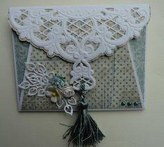 Anja Design: Cadeau envelopje