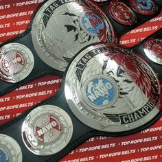 This is the new world title for PWU, Pro Wrestling Unplugged. It is a dual plated version of our popular Freedom belt. Check out the details like Wwe Belts, World Heavyweight Championship, Mma, Becky Lynch, Professional Wrestling, Mixed Martial Arts, Organization, American, School