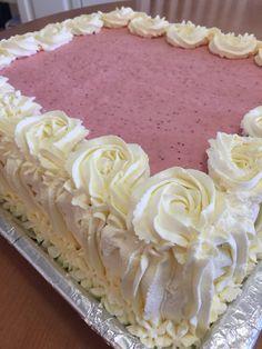 Liian hyvää: Pellillinen kauratosca-raparperipiirakkaa Baking Recipes, Cake Recipes, Baking Ideas, Sweet Cakes, Let Them Eat Cake, Bread Baking, Yummy Cakes, No Bake Cake, Amazing Cakes