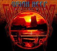 Uriah Heep - Into the Wild CD Cover Art