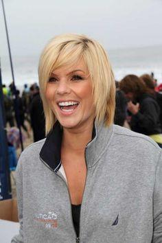 Blonde Short Hair 2013 | 2013 Short Haircut for Women