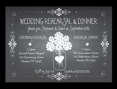 Free Invitation Design Templates Chalk Board Dinner Party Printable Invitation Templatecustomize .