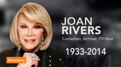 A Tribute to the Legendary Queen of Comedy Joan Rivers (1933-2014)