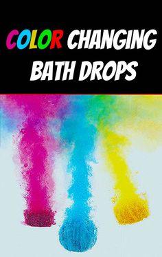 Crayola Color Changing Bath Drops