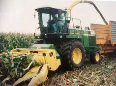 John Deere Equipment, John Deere Tractors, Harvester, Farming, Culture, Agriculture