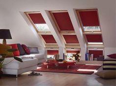 Velux gordijnen #interior #velux meer op www.benedict.be