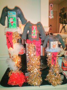Ugly Christmas sweater trophy! | Ugly Christmas sweater party ...